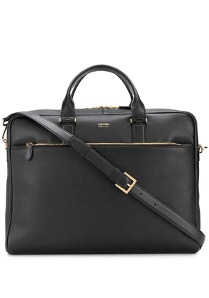Tom Ford top-handle briefcase - Black