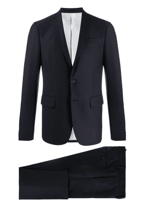 Dsquared2 cropped trousers slim suit - Blue