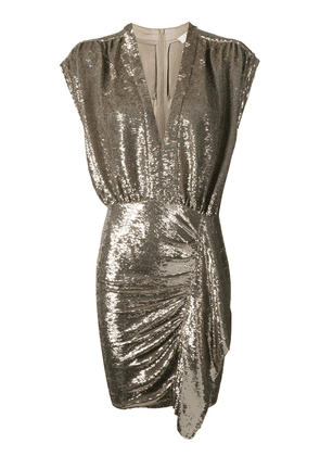 IRO sequin cocktail dress - GOLD