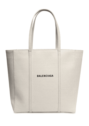 S Every Day Canvas Tote Bag