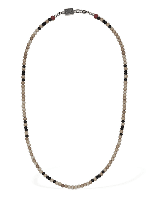 Native Black Necklace