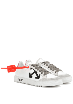 Exclusive to Mytheresa – Arrow 2.0 leather sneakers