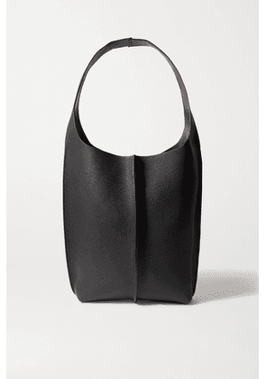 Acne Studios - Adrienne Textured-leather Shoulder Bag - Black