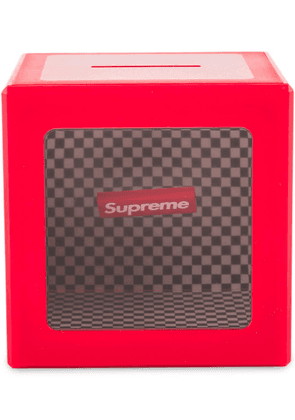 Supreme illusion coin bank - Red
