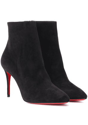 Eloise 85 suede boots