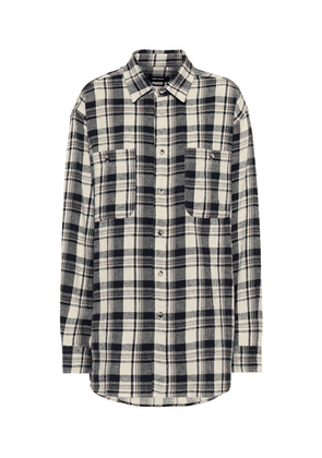 Helyntony checked shirt