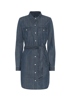 Perfect denim shirtdress