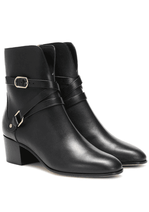 Harker 45 leather ankle boots