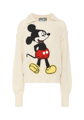 x Disney® wool sweater
