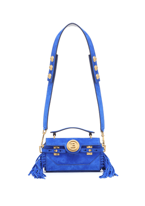 B-Buzz 19 suede tote
