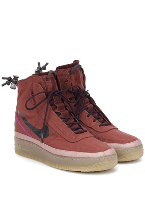 Air Force 1 Shell high-top sneakers