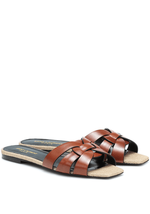Tribute Nu Pieds 05 leather sandals