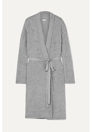 Skin - Pima Cotton-terry Robe - Gray