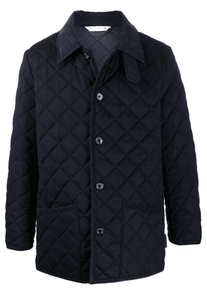 Mackintosh Waverly quilted jacket - Blue