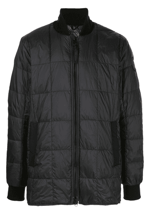 Canada Goose Harbord hooded down jacket - Black