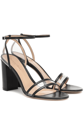 Exclusive to Mytheresa – Sheryl 85 leather sandals