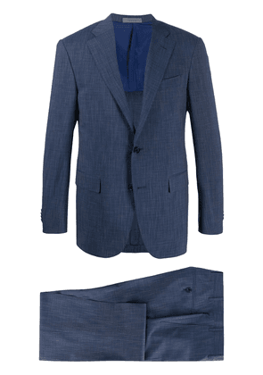 Corneliani two-piece formal suit - Blue