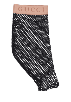 Short Fishnet Socks