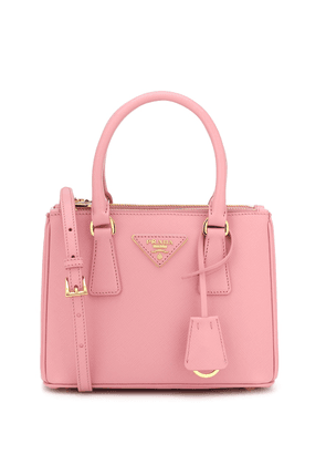 Galleria Mini saffiano leather tote