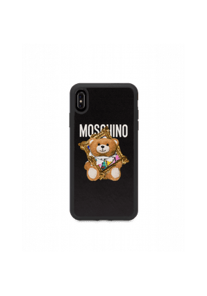Frame Teddy Bear Iphone Xs Max Cover