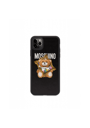 Frame Teddy Bear Iphone X Pro Max Cover