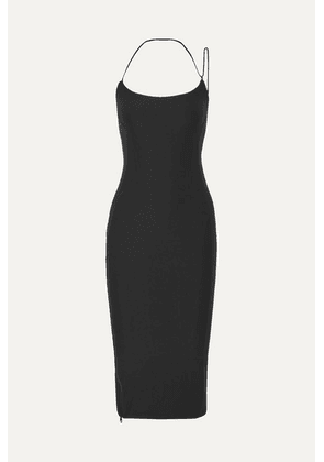 Alix NYC - Kenmare Stretch-jersey Midi Dress - Black