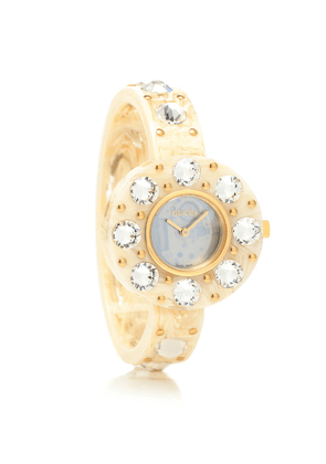 Crystal-embellished watch