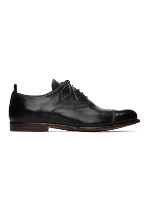 Officine Creative Grey Mono 4 Oxfords