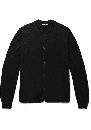 The Row - Wes Cashmere Cardigan - Black