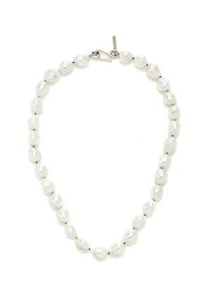 Sophie Buhai Pearl And Sterling-Silver Necklace
