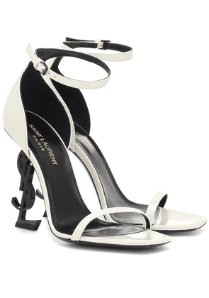 Opyum 110 leather sandals