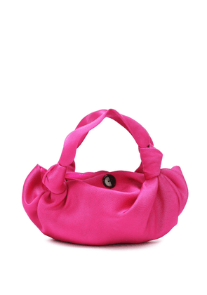 Ascot Two Mini satin tote
