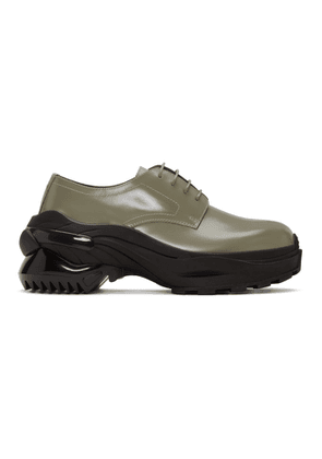 Maison Margiela Green Ridge Sole Derbys