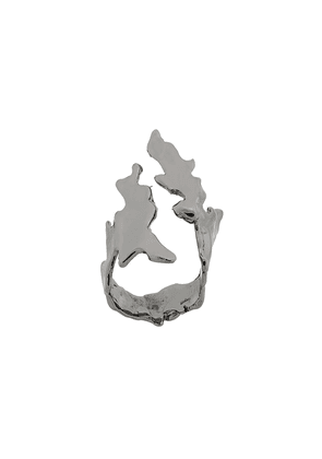 Annelise Michelson Sea Leaf ring - SILVER