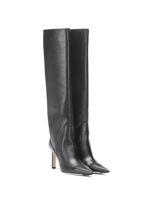 Mavis 85 leather boots