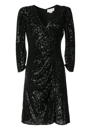 Sachin & Babi Kayla sequinned dress - Black