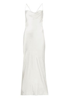 IRO Sugito silk dress - White