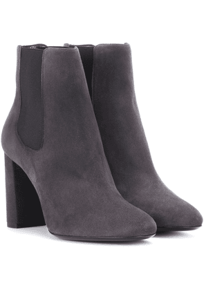 LouLou 95 suede Chelsea ankle boots