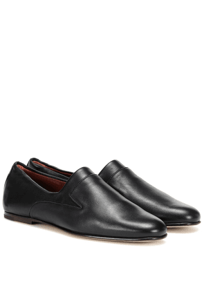 Canebiers leather loafers