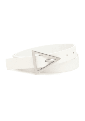 Exclusive to Mytheresa – Skinny leather belt