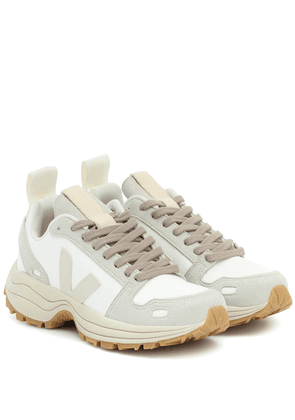 x Veja faux leather sneakers