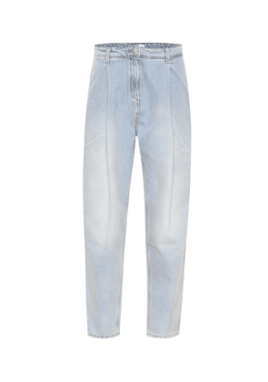 Totness high-rise wide-leg jeans