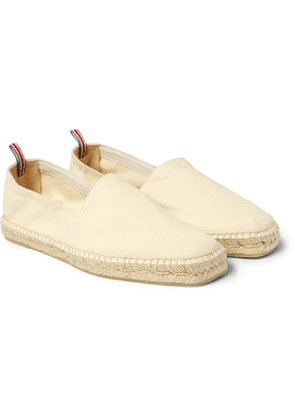 Castañer - Pablo Canvas Espadrilles - Men - Neutrals