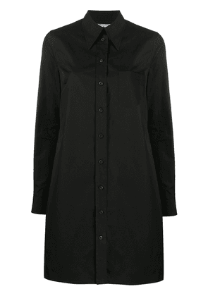Prada short shirt dress - Black