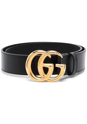 Gucci GG buckle belt - Black