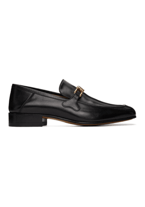 Gucci Black Phyllis Loafers