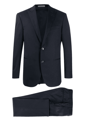 Corneliani single-breasted three-piece suit - Blue