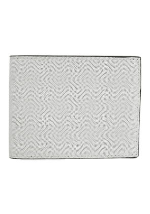 Common Projects White Standard Wallet