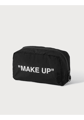 Off-White 'MAKE UP' Pouch