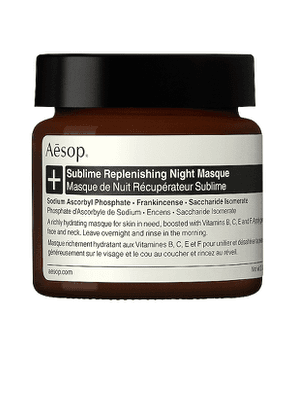 Aesop Sublime Replenishing Night Masque in Beauty: NA.